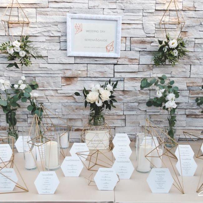 D+S geometric-g-eventi-wedding