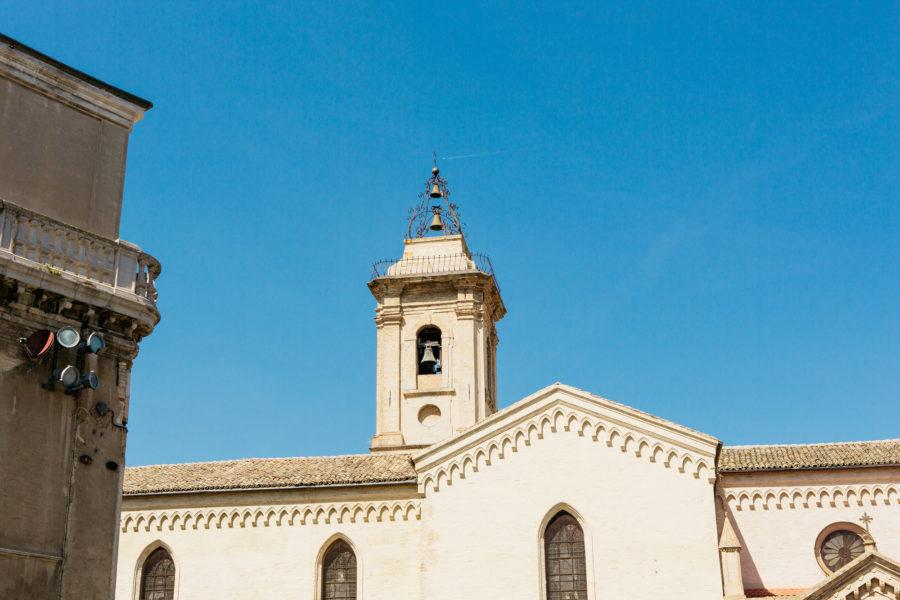campanile vasto