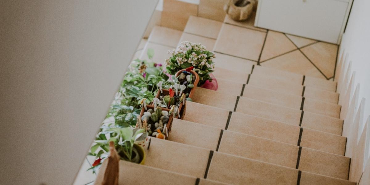 come allestire casa della sposa