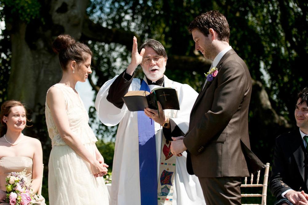 cerimonia religiosa all'aperto