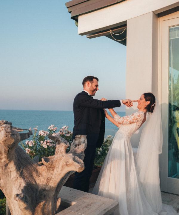 Matrimonio Villa Estea