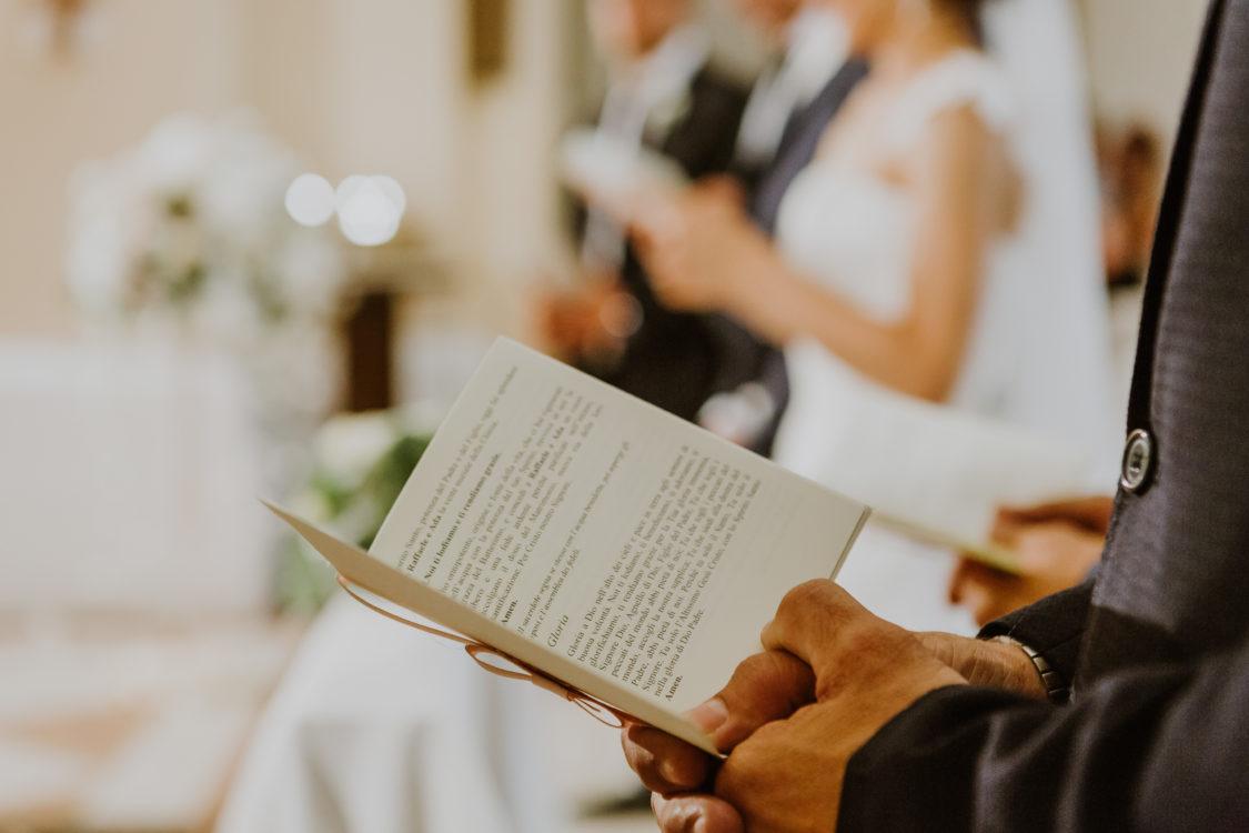 Liturgia del matrimonio libretto