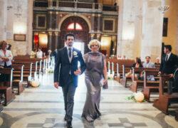 lo sposo in chiesa