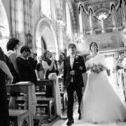 ingresso della sposa in chiesa