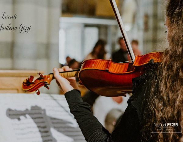 repertorio musica chiesa