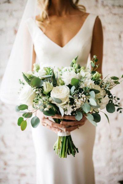 bouquet sposa natural