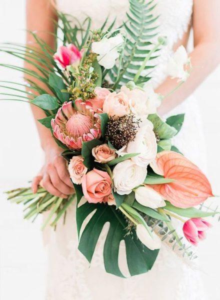 bouquet sposa originale