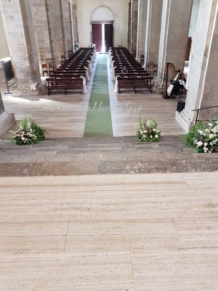 interno abbazia abruzzo
