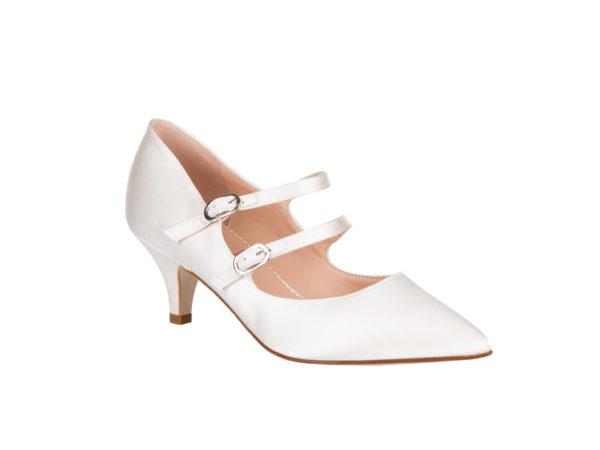 scarpa sposa tacco 5