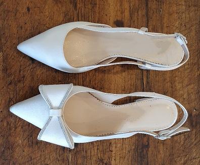 tacchi e confetti scarpe basse