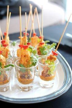 finger food moderno