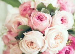 fiori matrimonio romantico