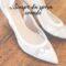 scarpe da sposa comode e belle
