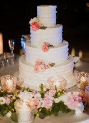 torta matrimonio elegante