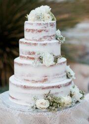 torta matrimonio semplice