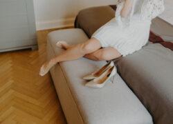 le scarpe matrimonio